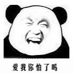 暴漫熊猫斗图表情包完整版_cai