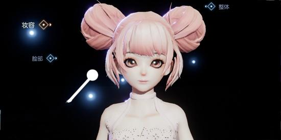 龙族幻想可爱的萝莉捏脸数据id大全图片2