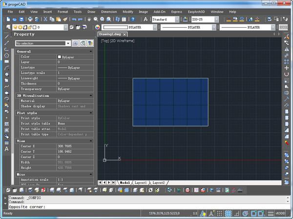 ProgeCAD 2020 Pro专业版 20.0.2.25 32/64位图1