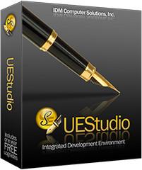 IDM UEStudio 19 x64 19.10.0.46