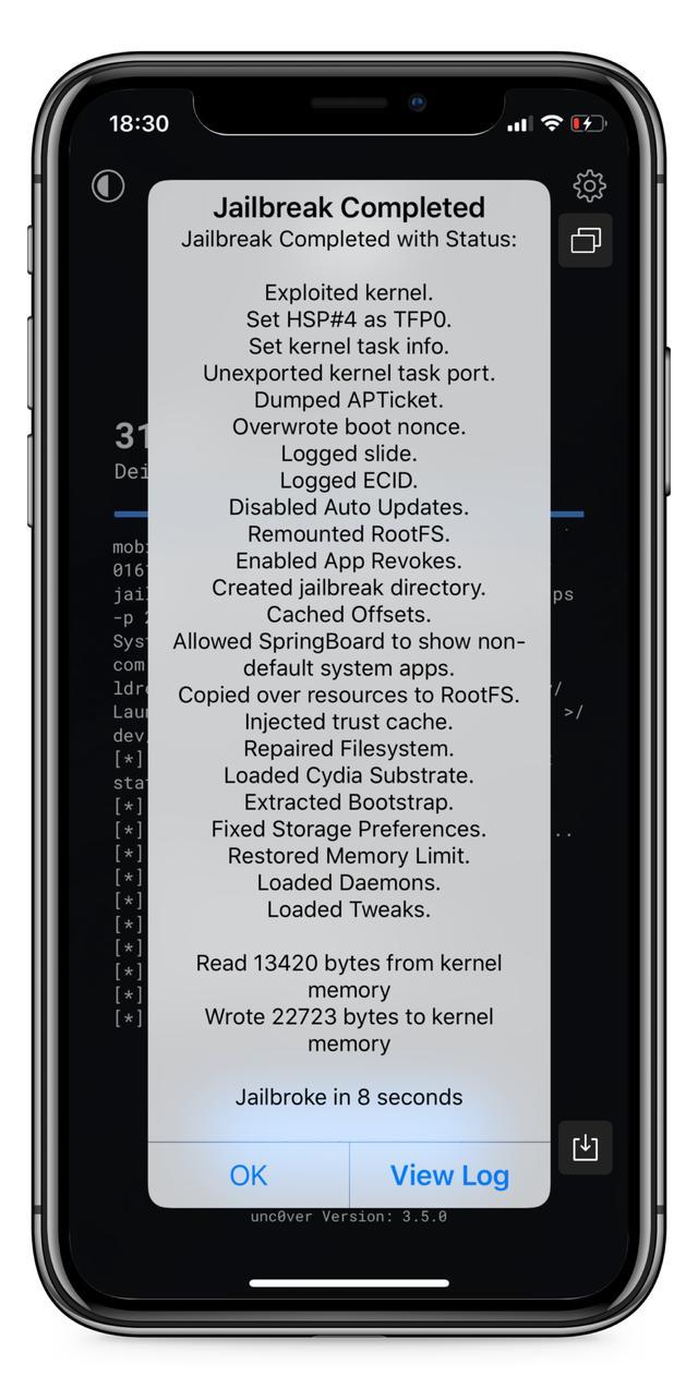 iOS12.4越狱工具图3