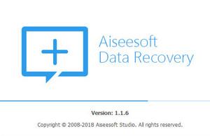 Aiseesoft Data Recovery破解版 1.1.18 免费版