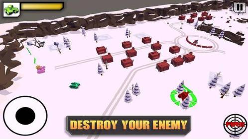 火柴人战争英雄 1.0 安卓版图片1