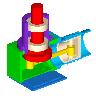 CAD建模号