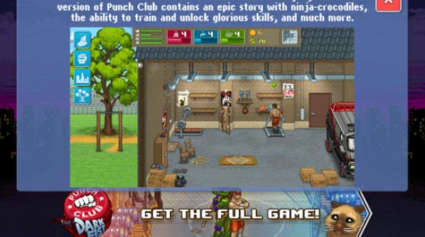 搏击俱乐部格斗 1.1 安卓版图片1