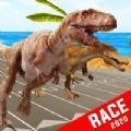 侏罗纪恐龙竞赛游戏