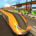 橙线地铁列车游戏