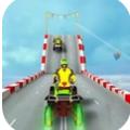 四轮摩托车特技驾驶游戏