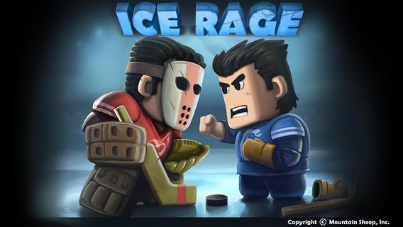 怒火冰球游戏图2