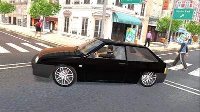 真实汽车模拟驾驶app图1